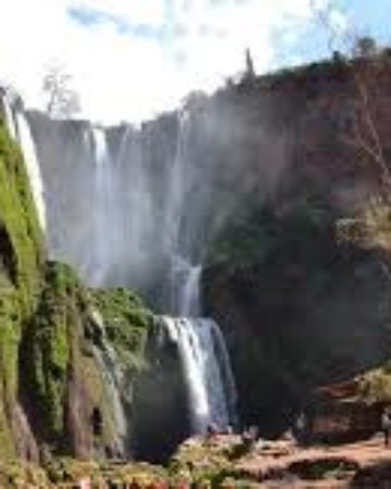 Ousoud Cascade